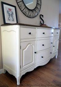 Custom TV Console | Tv console diy, Repainting furniture ...