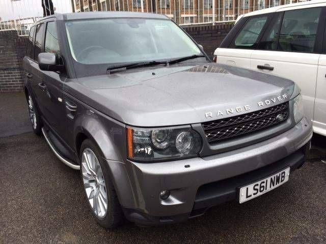 2011 Land Rover Range Rover Sport 3.0 TDV6 HSE 5dr CommandShift | £36,990