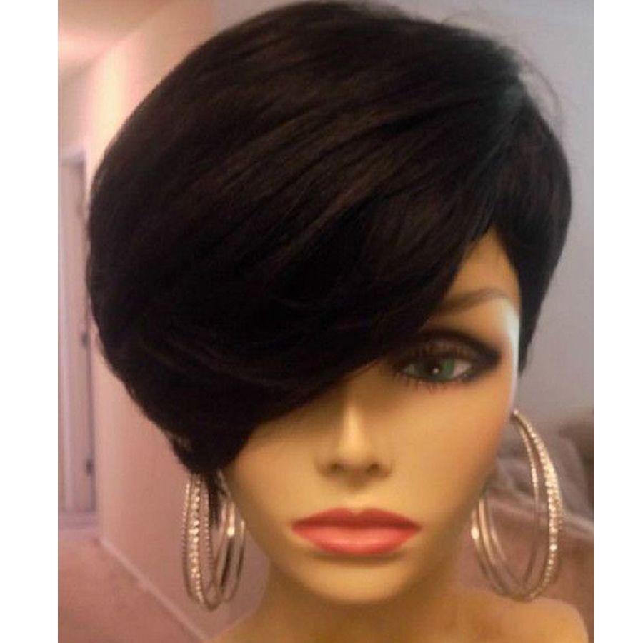 Human Hair Wigs Short Full Lace Human Hair Wigs Bob Lace Front Wigs Virgin Hair None Short Wigs Short Bob Wigs Wig Hairstyles