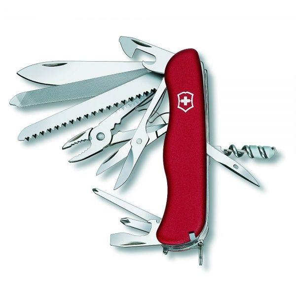 Victorinox WorkChamp Swiss Army Knife | Swiss army knife, Swiss army ...