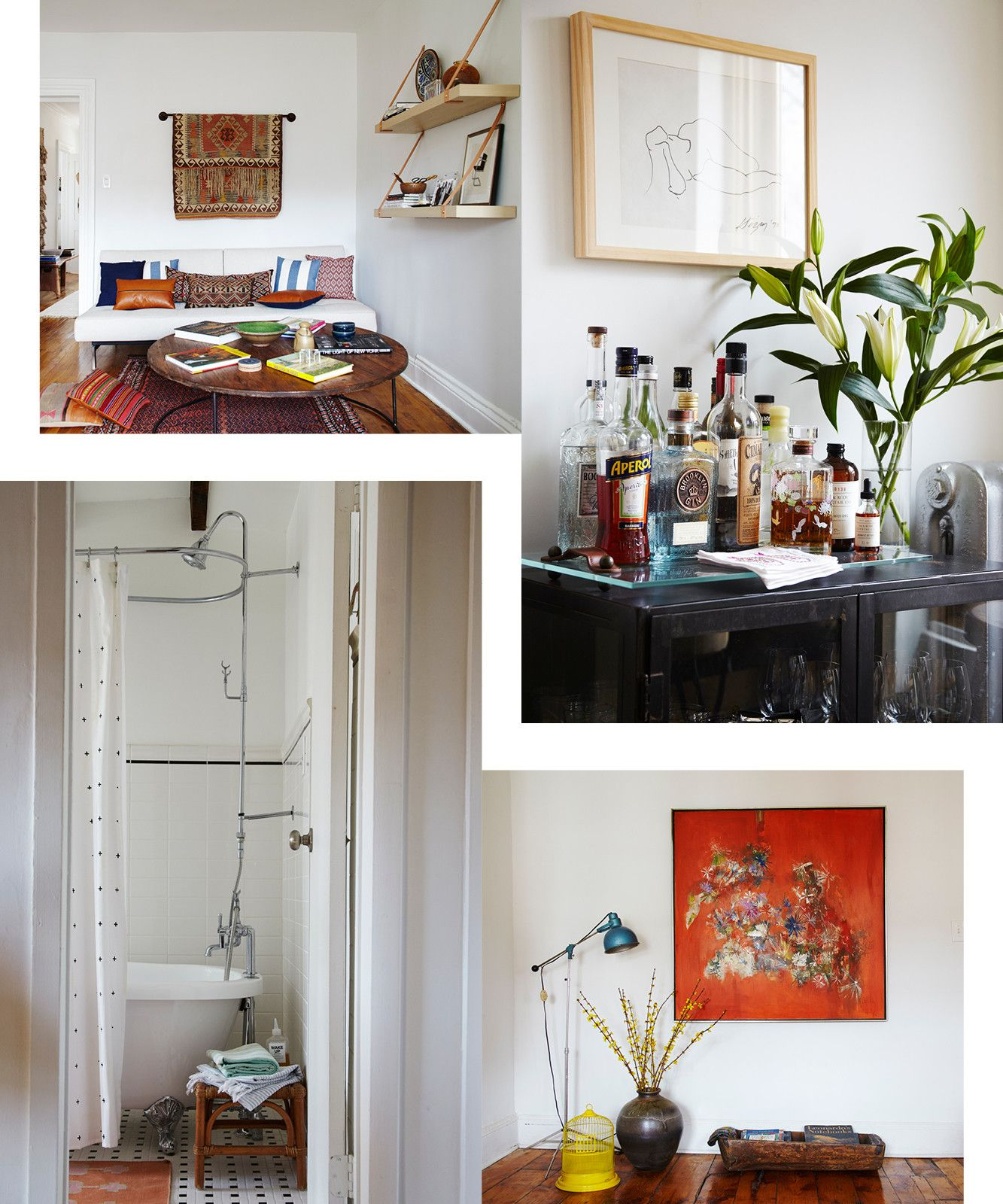 A Jewelry Designer S Travel Inspired Home Home Home Decor Inspired Homes
