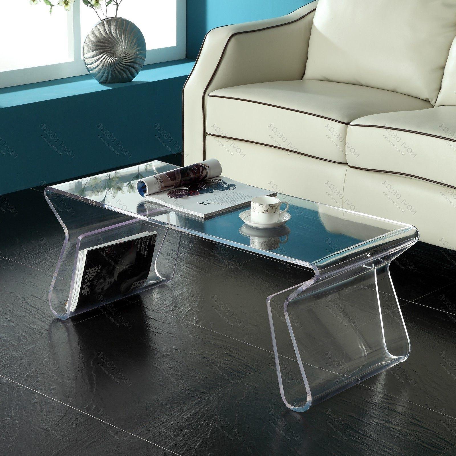 Amazing Acrylic Coffee Table Acrylic Coffee Table Coffee Table