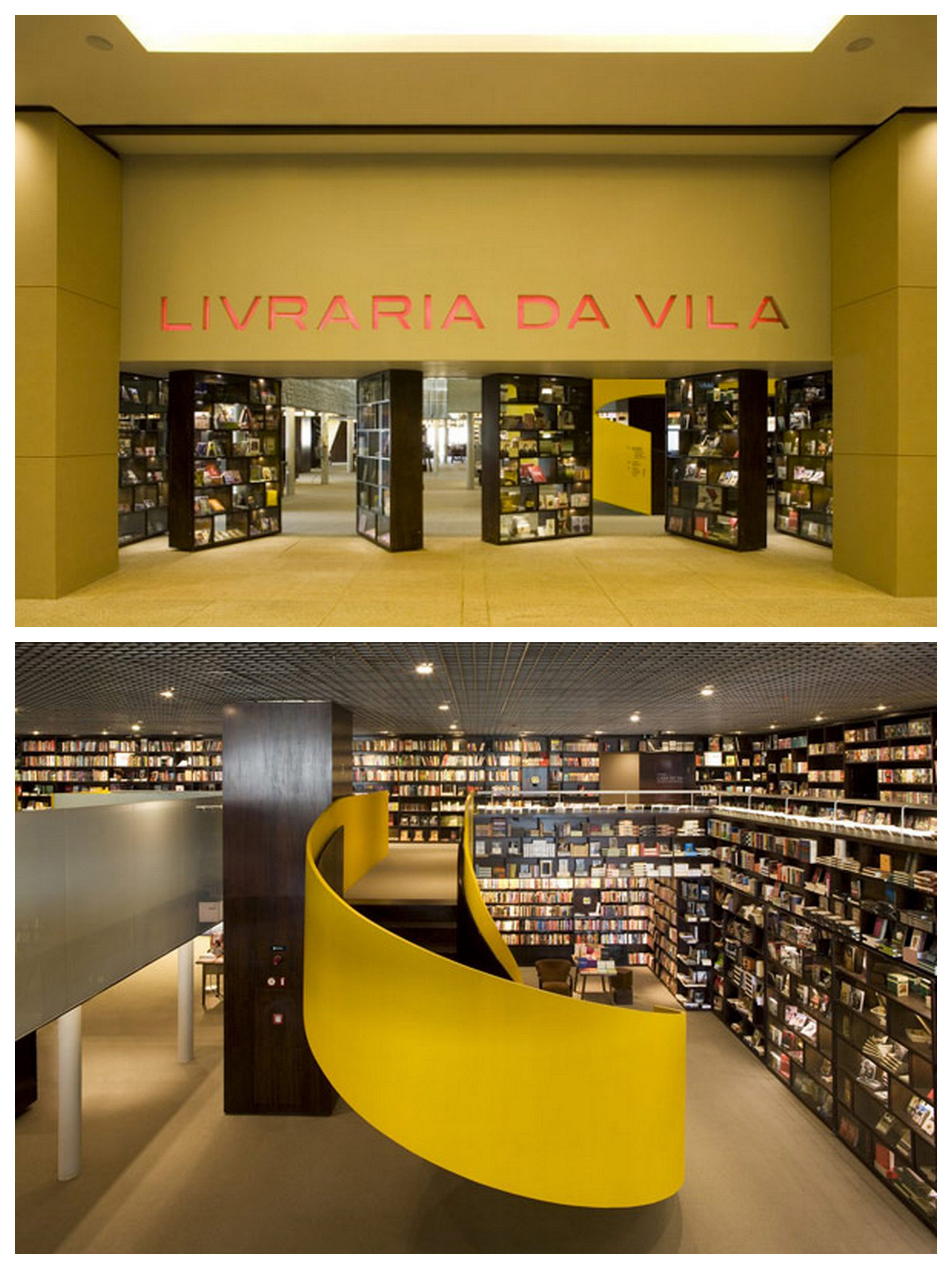 The 20 Most Beautiful Bookstores in the World (com imagens ...