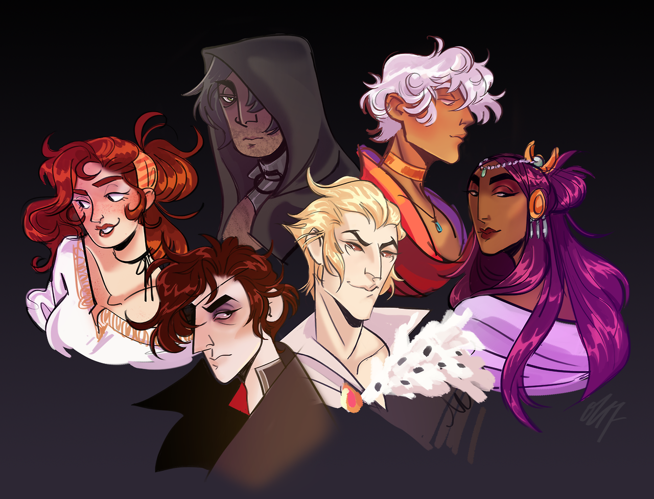 """chocodi """" Here are some fine DramaQueens™ I made for"""