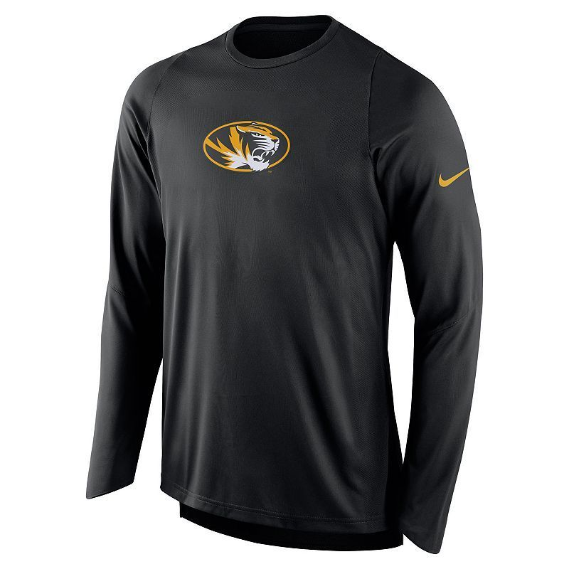 a6c8dcd83 Men s Nike Missouri Tigers Elite Shooter Long-Sleeve Tee