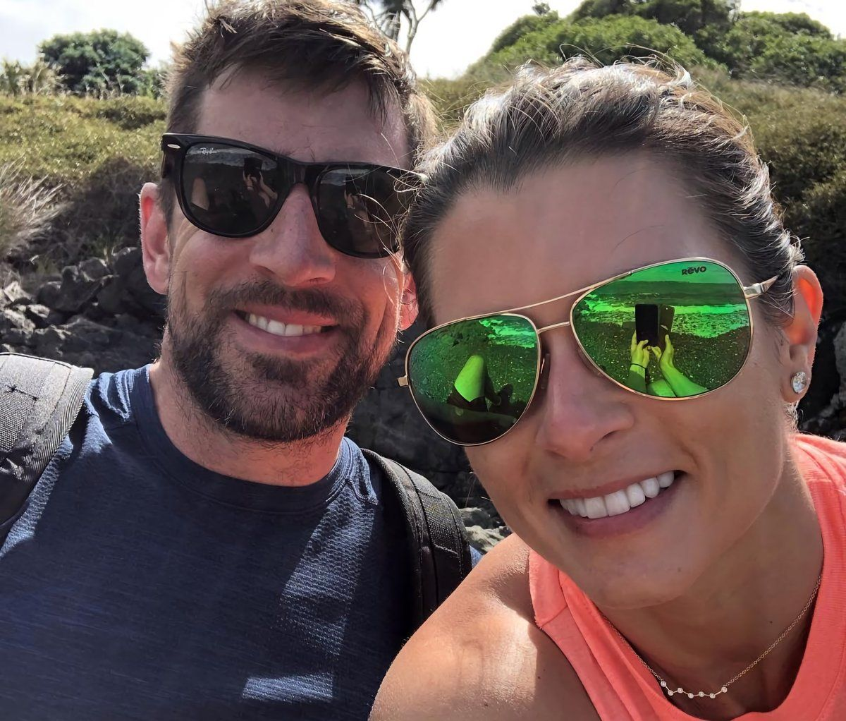 Danica Patrick And Aaron Rodgers Went On Vacation And Their Snaps Of New Zealand Are Just Stunning Scribol Com Danica Patrick Aaron Rodgers New Zealand