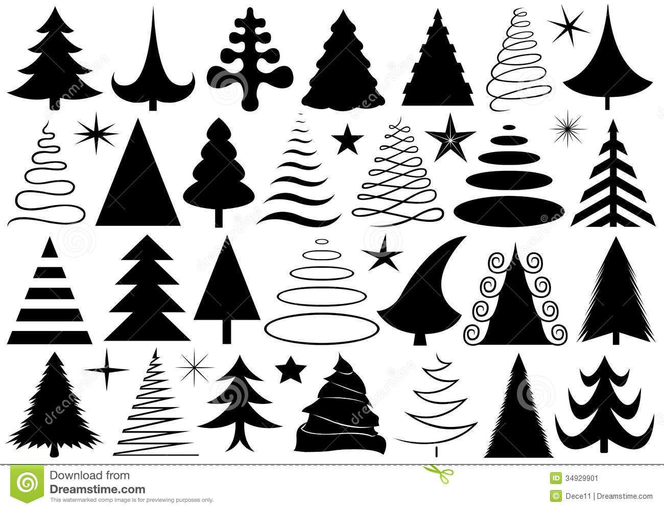 Afbeeldingsresultaat Voor Afbeeldingen Kerstboom Tekening Kerst Kaarten Kerstboom Kerst