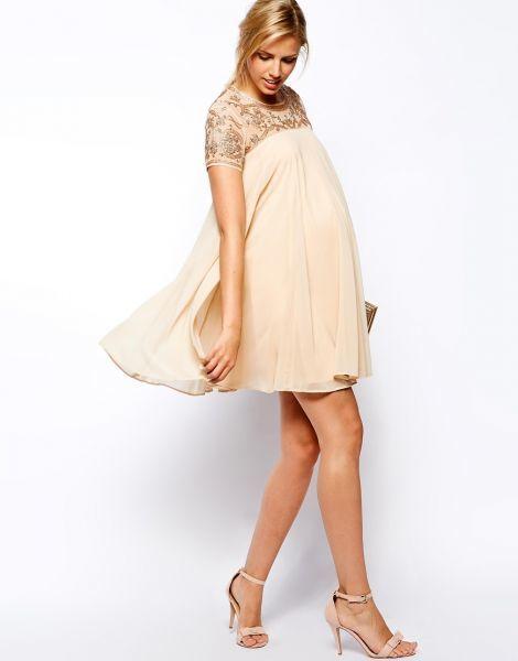 Vestidos Juveniles Para Embarazadas Las 12 Mejores Ideas De