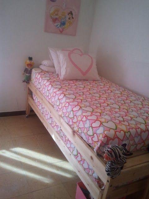 como aprovechar cama nido de ikea