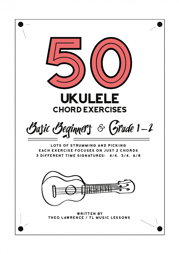 Contents 29 Pages People That Might Find This Book Useful Ukulele