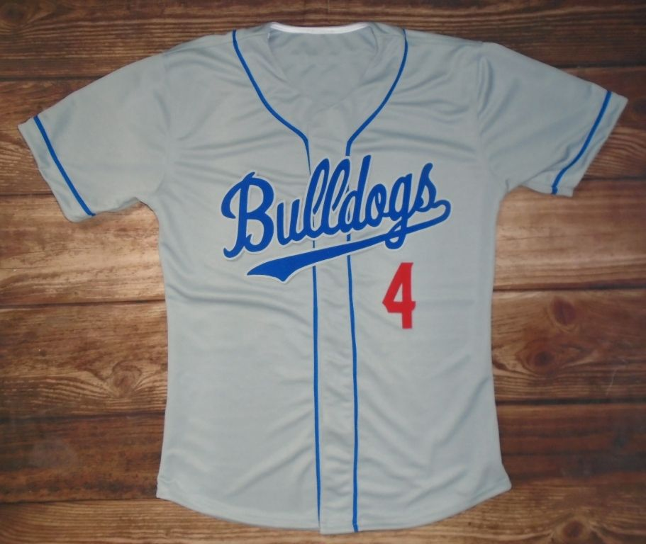 Bulldogs Baseball Custom Jersey Created At Johnny Mac S Sporting Goods In Lansing Mi Create Your Own Custom Uniforms Custom Uniform Custom Jerseys Mens Tops