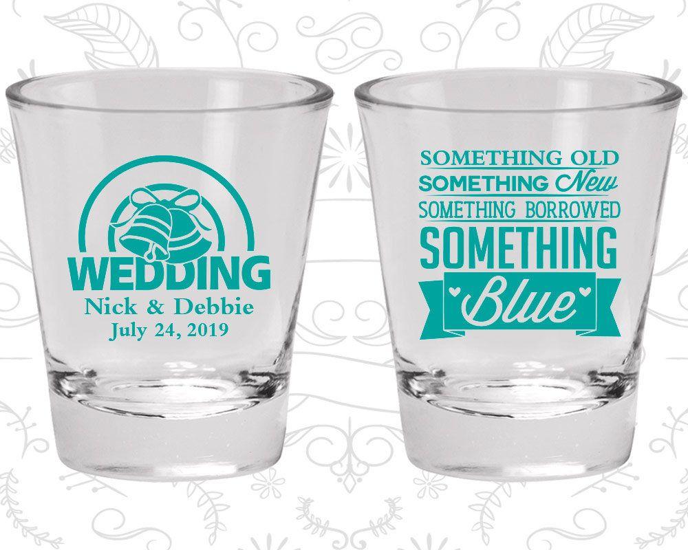 Wedding Shot Glasses, Personalized Shot Glasses, Shot Glasses, Shot ...