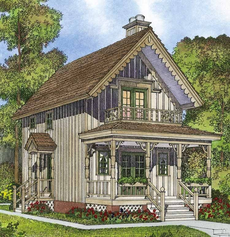 Country Style House Plan 2 Beds 1 Baths 944 Sq Ft Plan 1016 91 Country Style House Plans Small Cottage House Plans Cottage House Designs