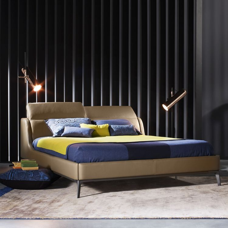 Contemporary Bedroom Furniture Sale: CASSIOPEE Bed 160x200cm In 2019