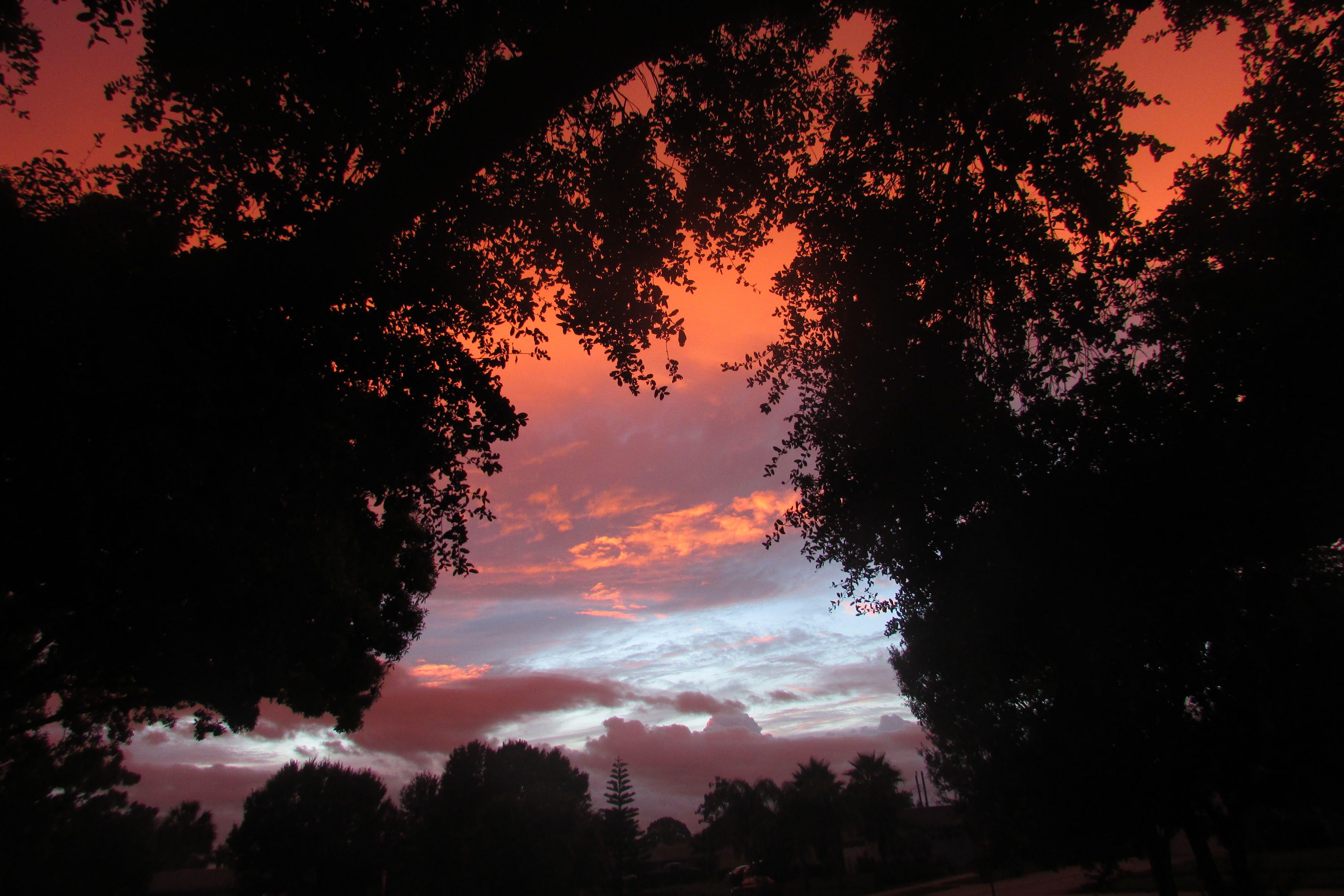Doo,doo,dooo, lookin\' out my \'front\' door:) | Sunsets/Sunrises ...