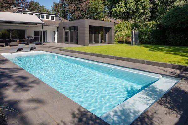 GFK Pool hochwertig mit Flachwasserzone | Favoriten | Pinterest ...