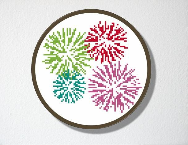counted cross stitch instructions