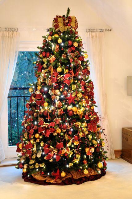 Christmas Tree Theme Designer Tree Image Gallery Christmas Tree Christmas Tree Ornaments Christmas