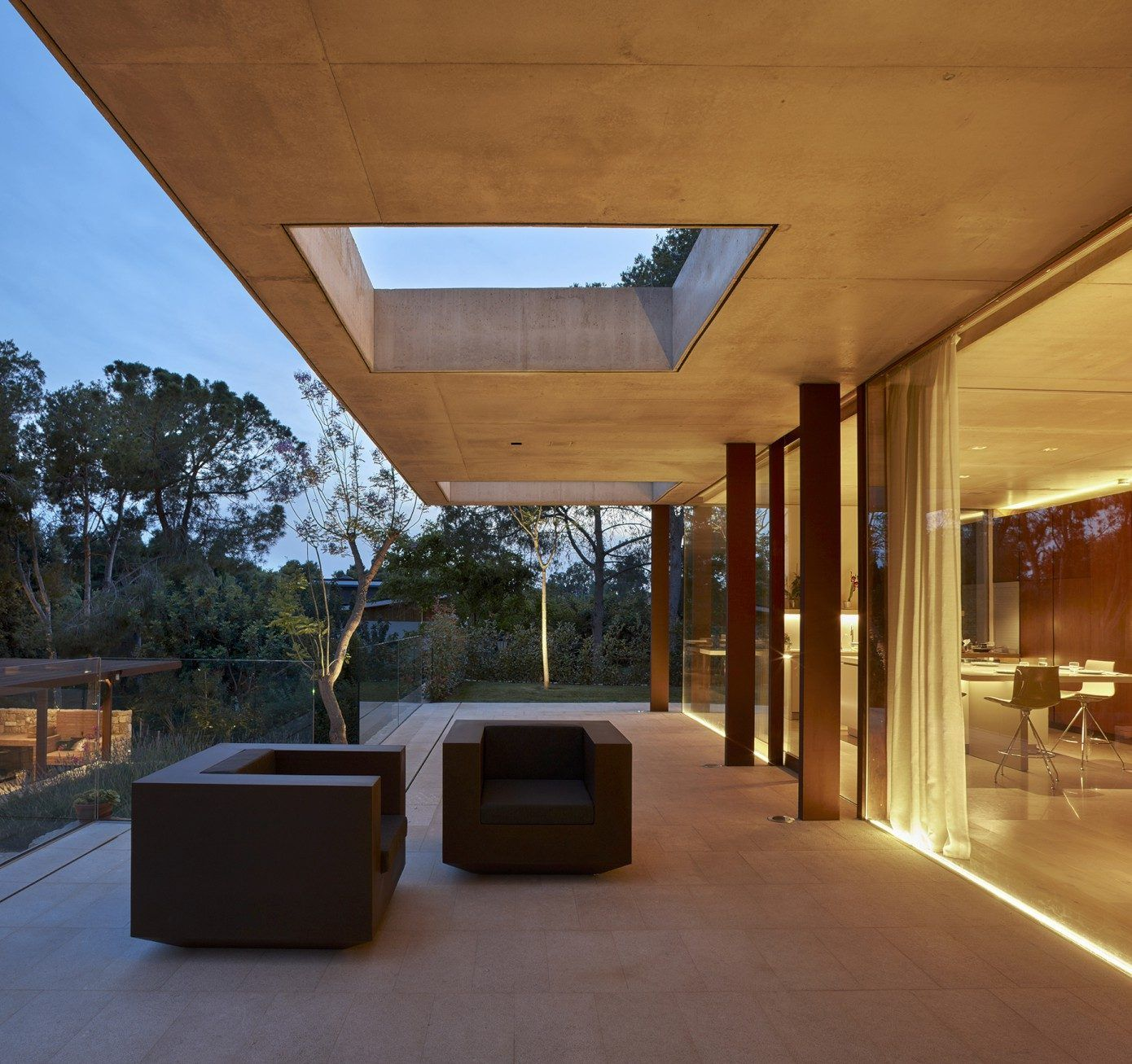 House in Madrid by Ramón Esteve Estudio