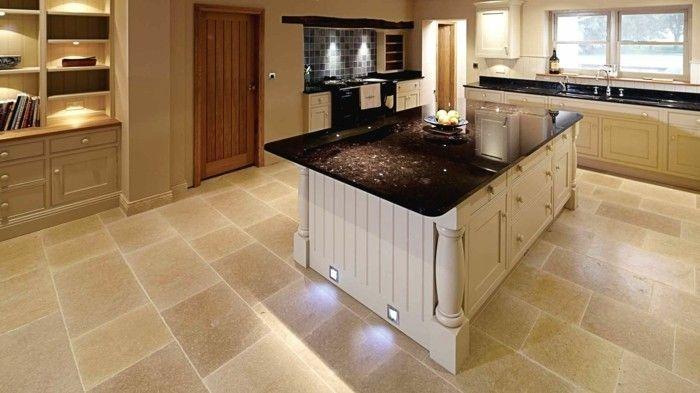 Arbeitsplatte Küche Auswählen, Aber Nach Welchen Kriterien?  #granitarbeitsplatten #wei #holzoptik #