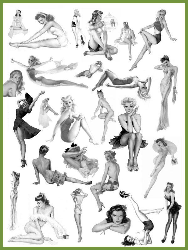 male masturbation illustrations