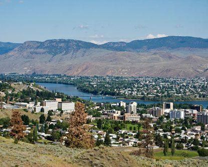 The City Of Kamloops Kamloops Bc West Coast Travel Canada Travel