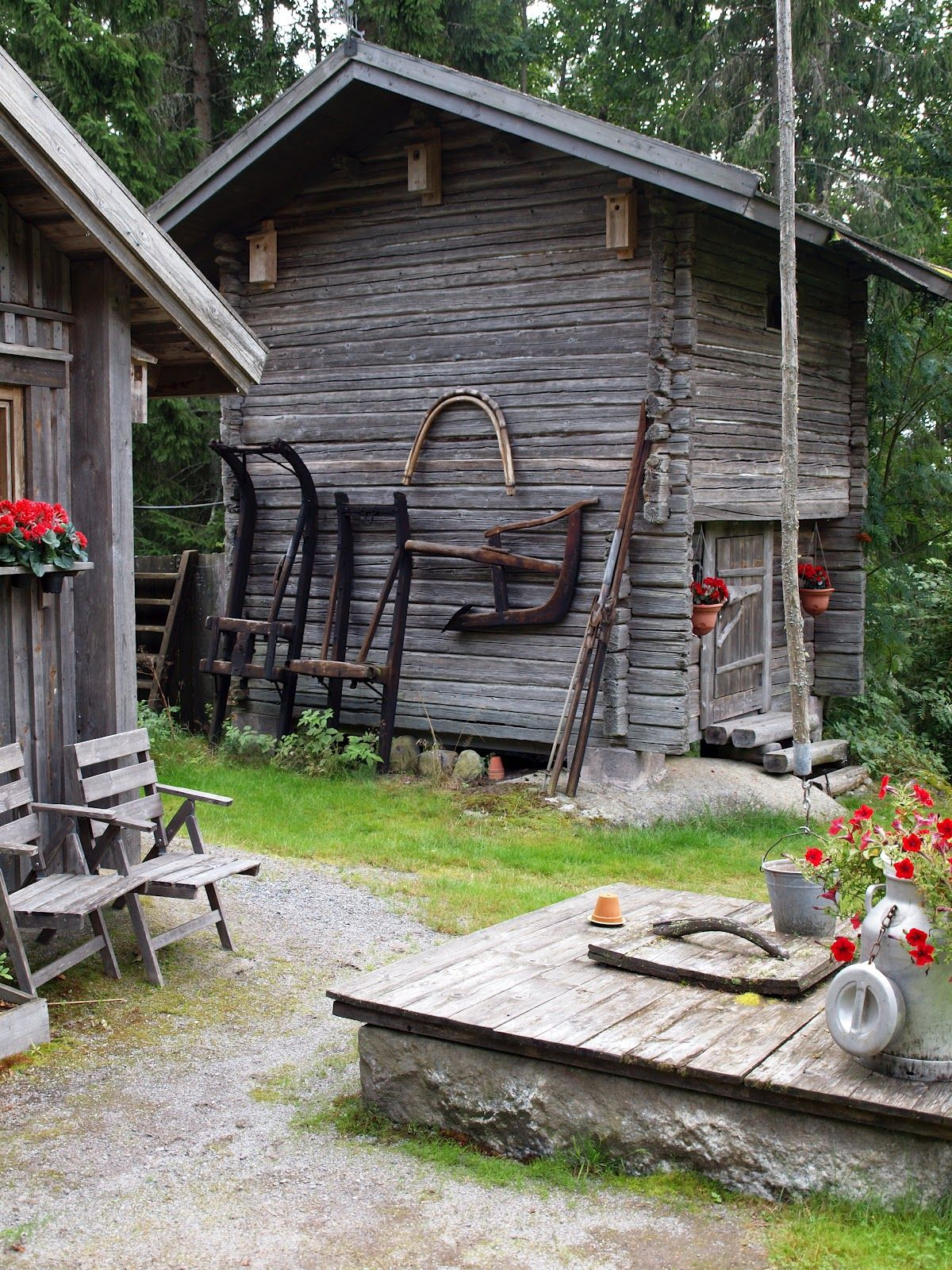 Attirant Find This Pin And More On Types Of Sheds. Farm Storage Sheds