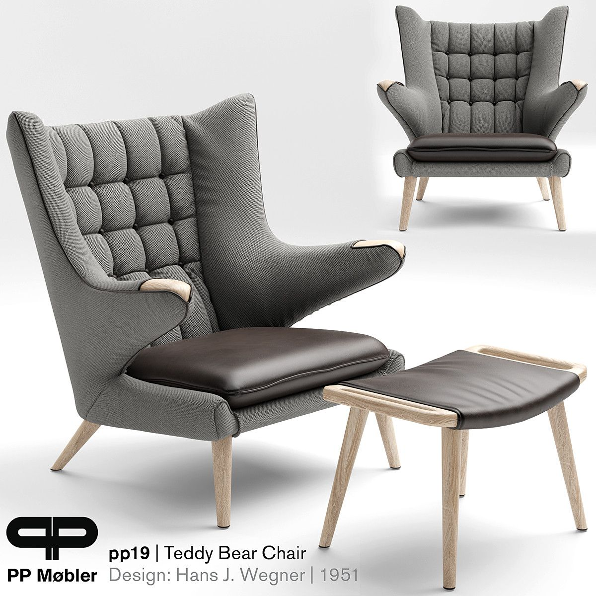 Great Armchair THE TEDDY BEAR CHAIR Model Available On Turbo Squid, The Worldu0027s  Leading Provider Of Digital Models For Visualization, Films, Television, ...
