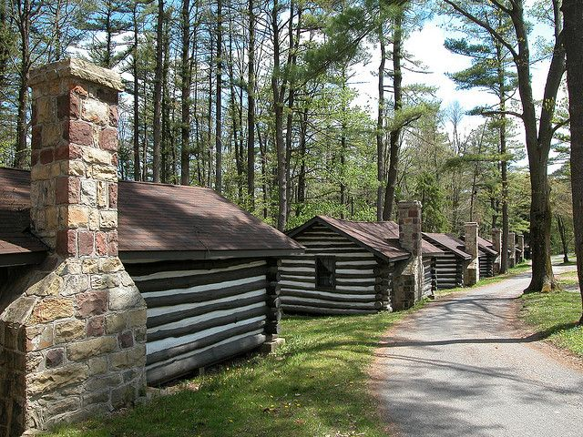 Attrayant Rustic Cabins At Black Moshannon State Park, Pennsylvania State Parks |  Flickr   Photo Sharing