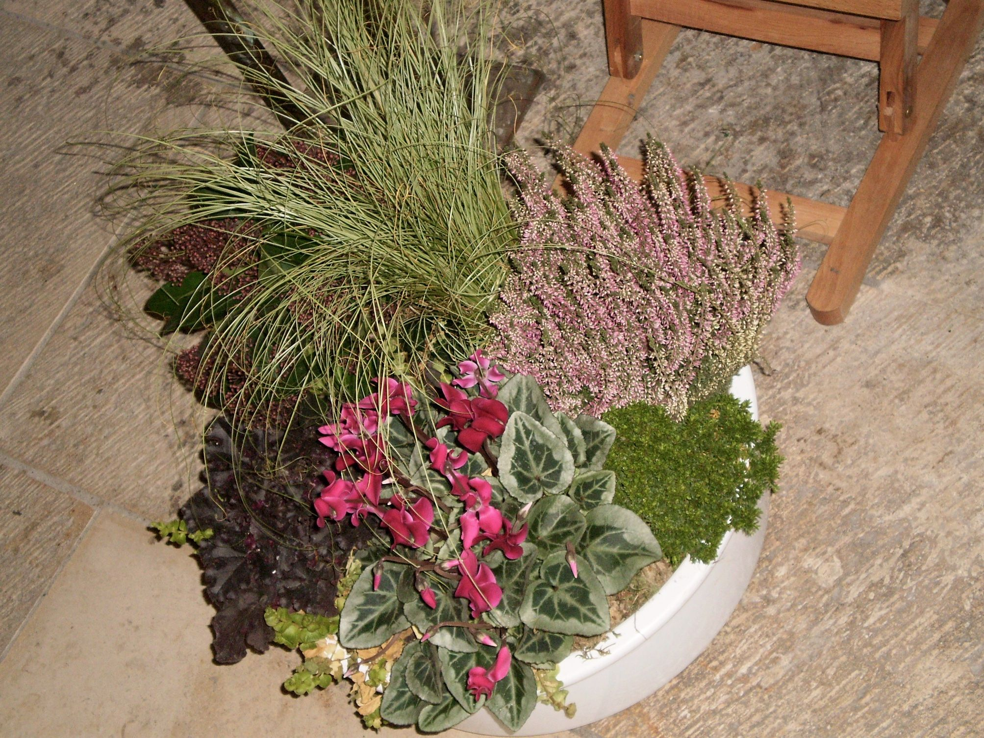 Pretty planter in germany container gardens pinterest best