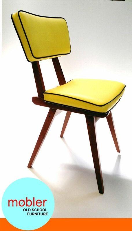 Silla Americana Retro Vintage Nuevas   sillas   Pinterest   Retro ...
