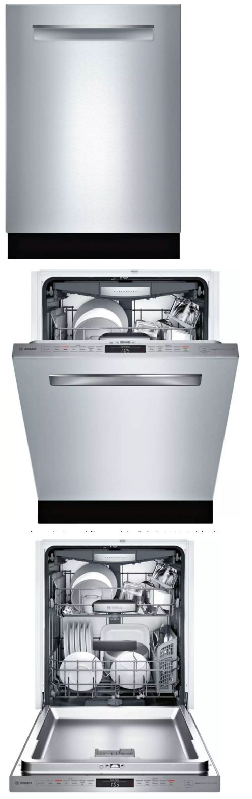 Dishwashers 116023 Bosch 800 Series 24 Fully Integrated