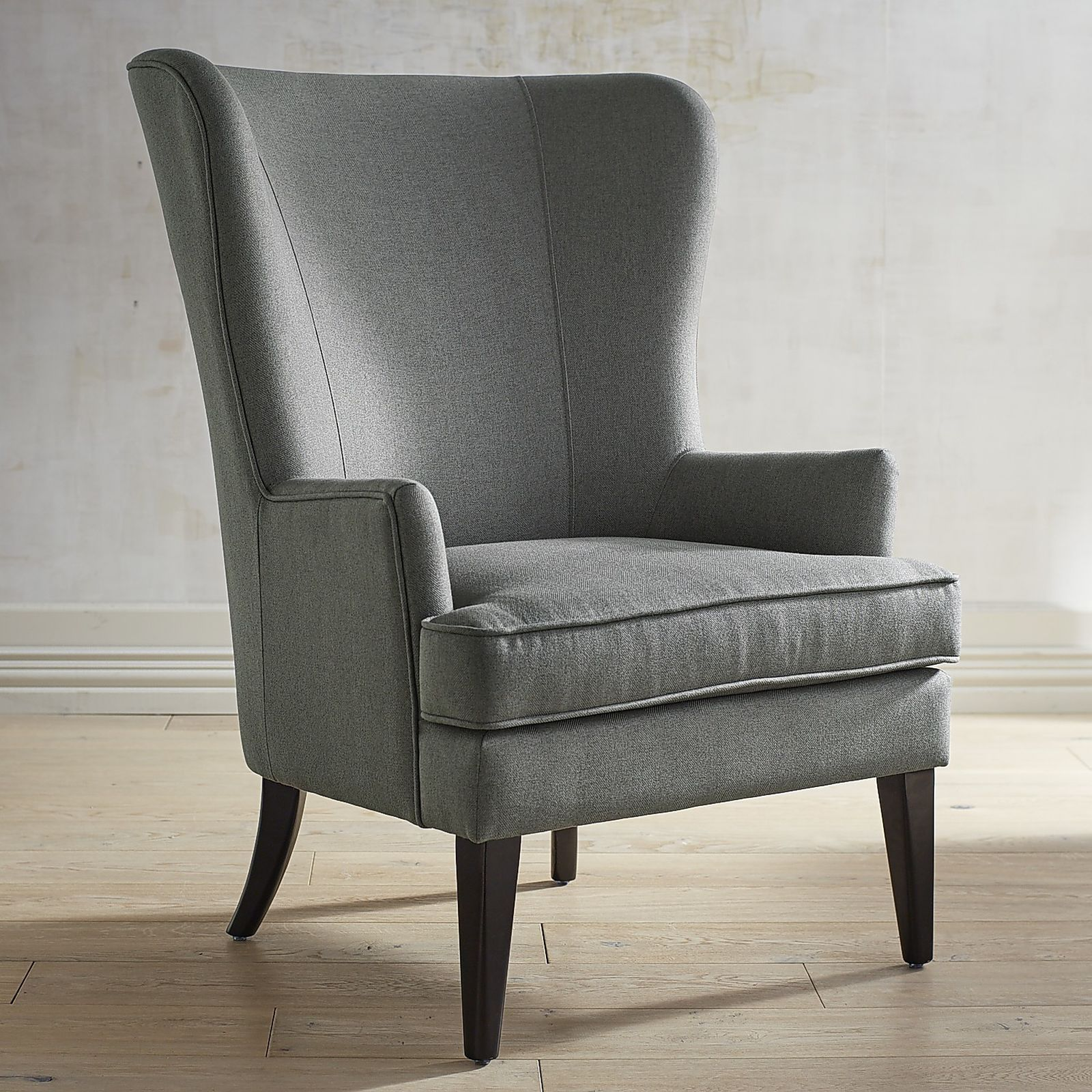 A Graceful Wing Chair In Search Of A Cozy Corner Asher Is