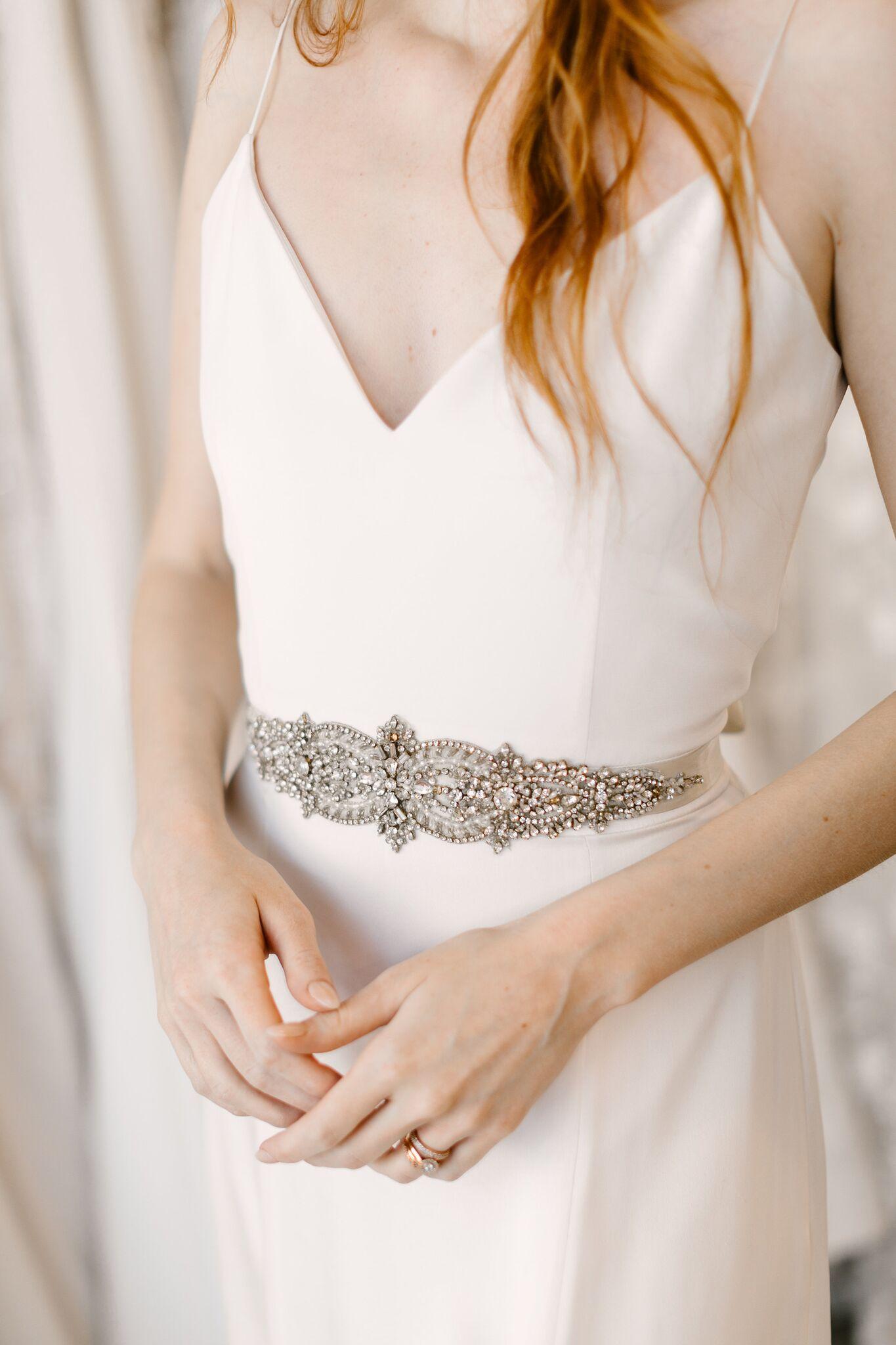 Dahlia Untamed Petals Wedding Accessories Wedding Dress Accessories Wedding Dress Sash We Wedding Dress Belt Black Bridal Wedding Dress Accessories