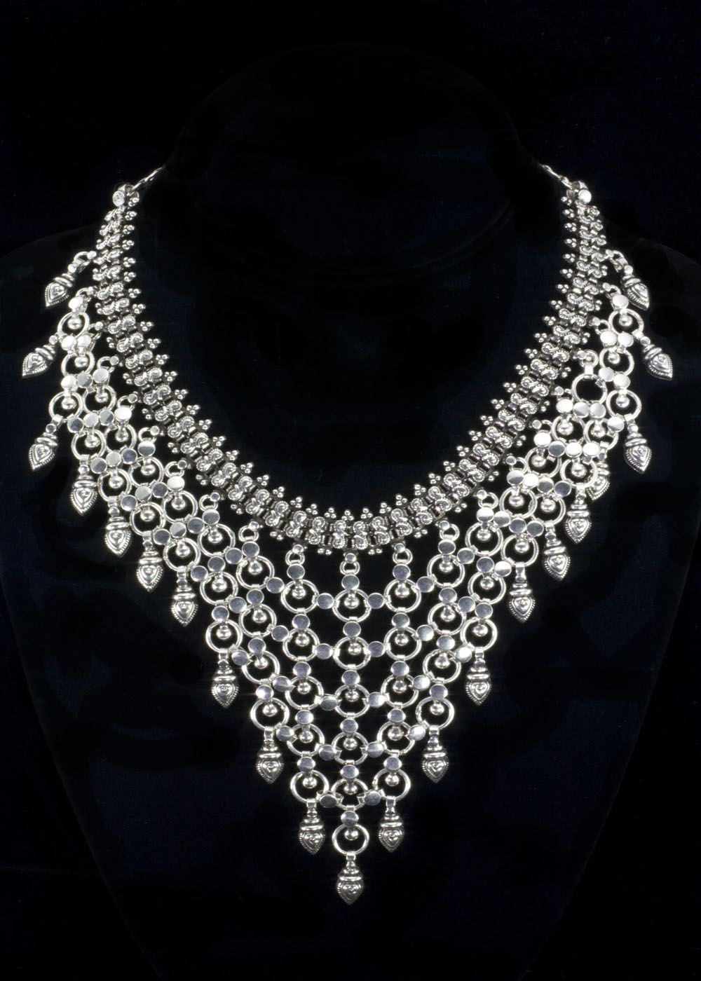 Httpsterlingjewelrystoressterling silver sterling httpsterlingjewelrystoressterling silver sterling chandelier bib necklaceml jewelry pinterest bibs sterling silver and chains aloadofball Images