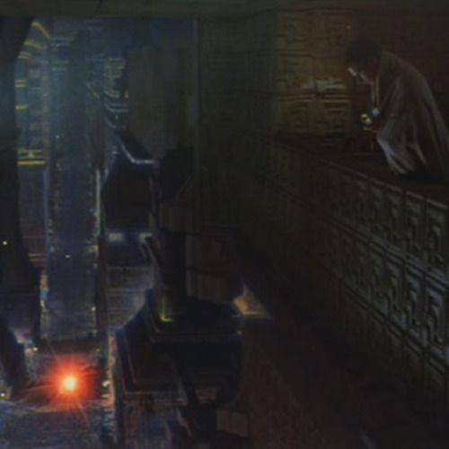 Future Noir - Blade Runner (1982) archivos de reserva de Incept: 13102010