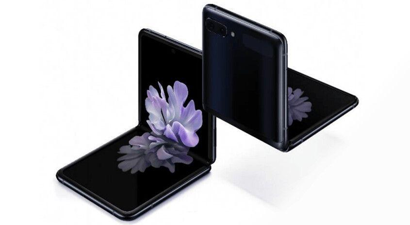 تسريب صور سامسونج جلاكسي Z Flip القابل للطي New Samsung Galaxy Samsung Galaxy Samsung