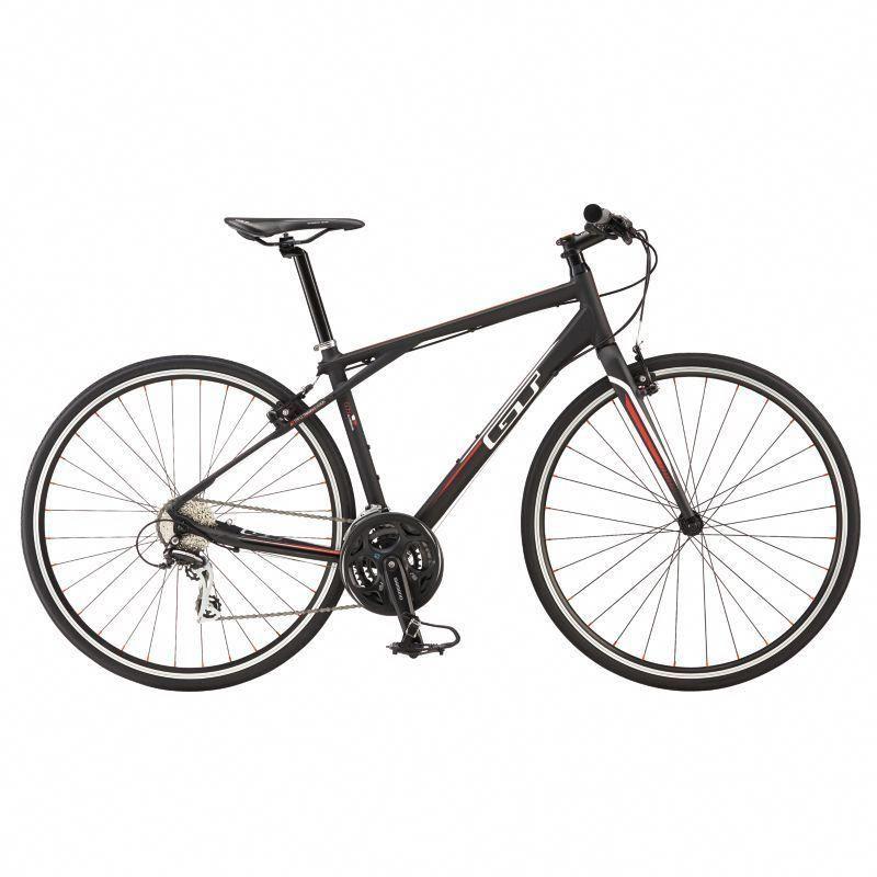 Mountain Bike Or Hybrid