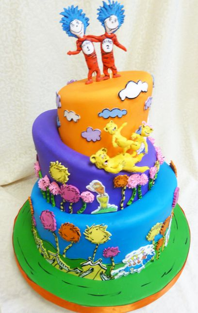 Heidi Massie Creative Cakes Kids Birthday Cakes Its Gonna Be A