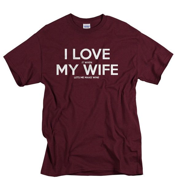 Wine gift ideas for husband i love it when my wife by unicorntees wine gift ideas for husband i love it when my wife by unicorntees solutioingenieria Choice Image