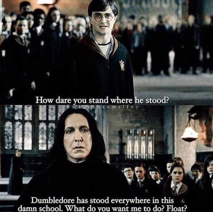 Idk? Use the broomstick?