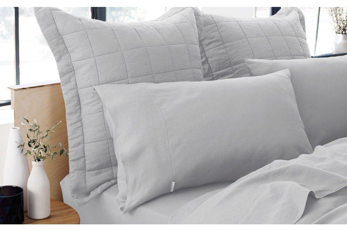 Sheridan Abbotson Linen Pillowcase Pair