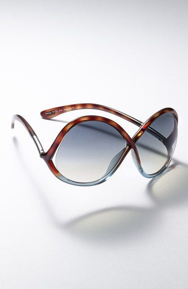 57c275bdd4bb Tom Ford  Ivanna  64mm Sunglasses available at  Nordstrom - love these