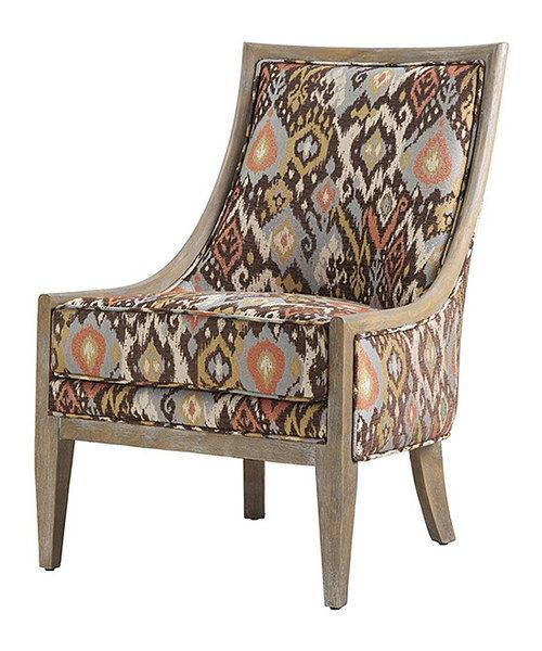 Look At This Taupe Brown Ella Accent Chair On Zulily Today