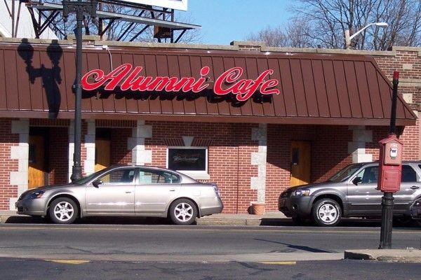 Alumni Cafe Closed Quincy Ma