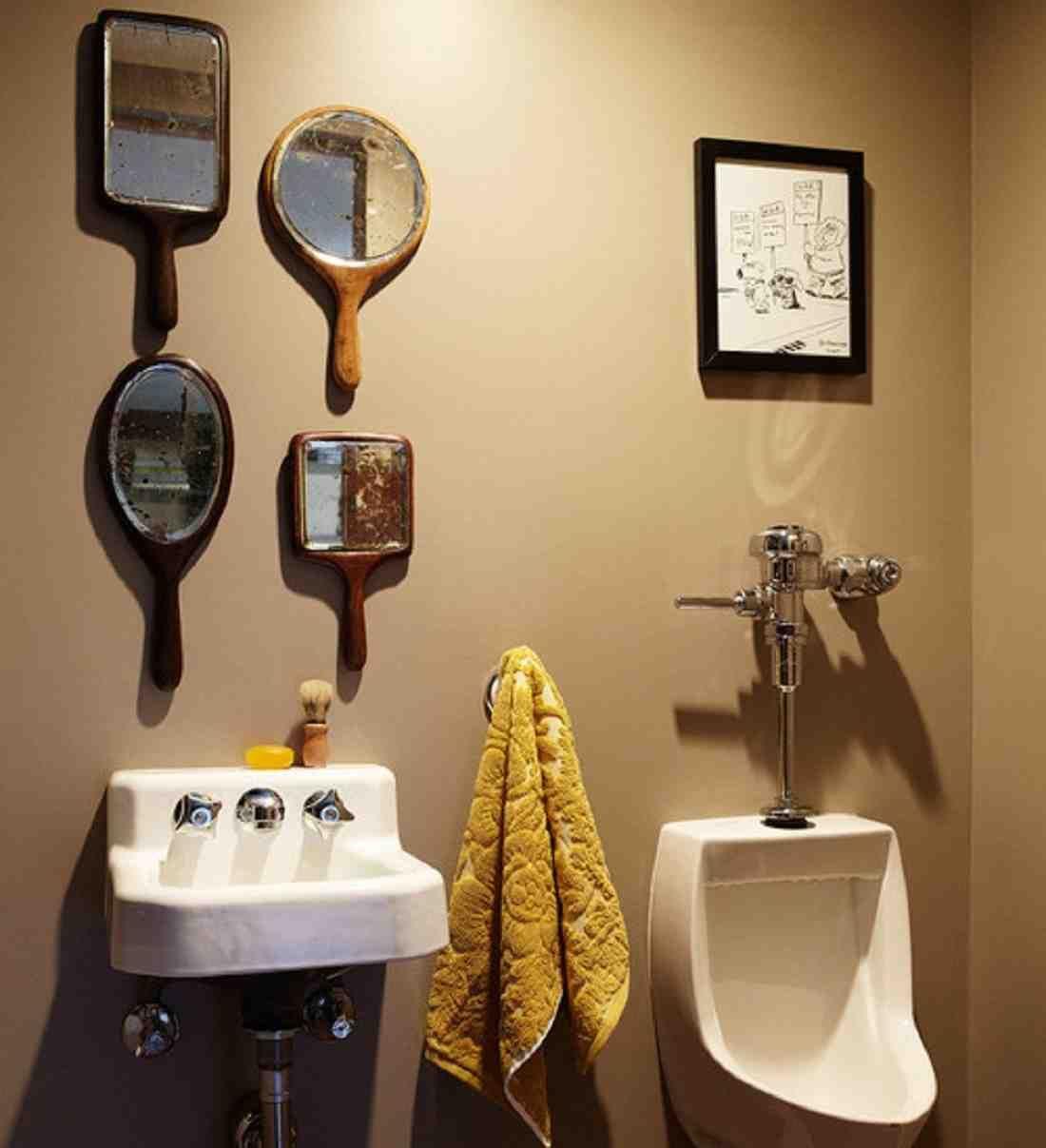 Outstanding Pinterest Bathroom Wall Decor Crest - The Wall Art ...