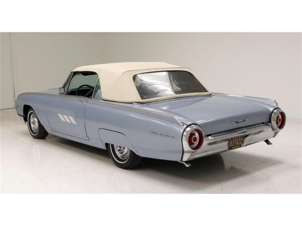 For Sale: 1963 Ford Thunderbird in Morgantown, Pennsylvania