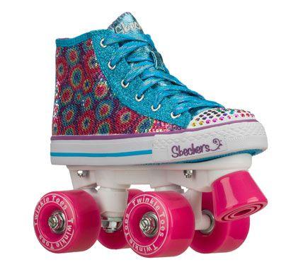 skechers roller skates twinkle toes