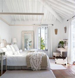 I Heart Shabby Chic: White Shabby Chic Bedrooms 2012