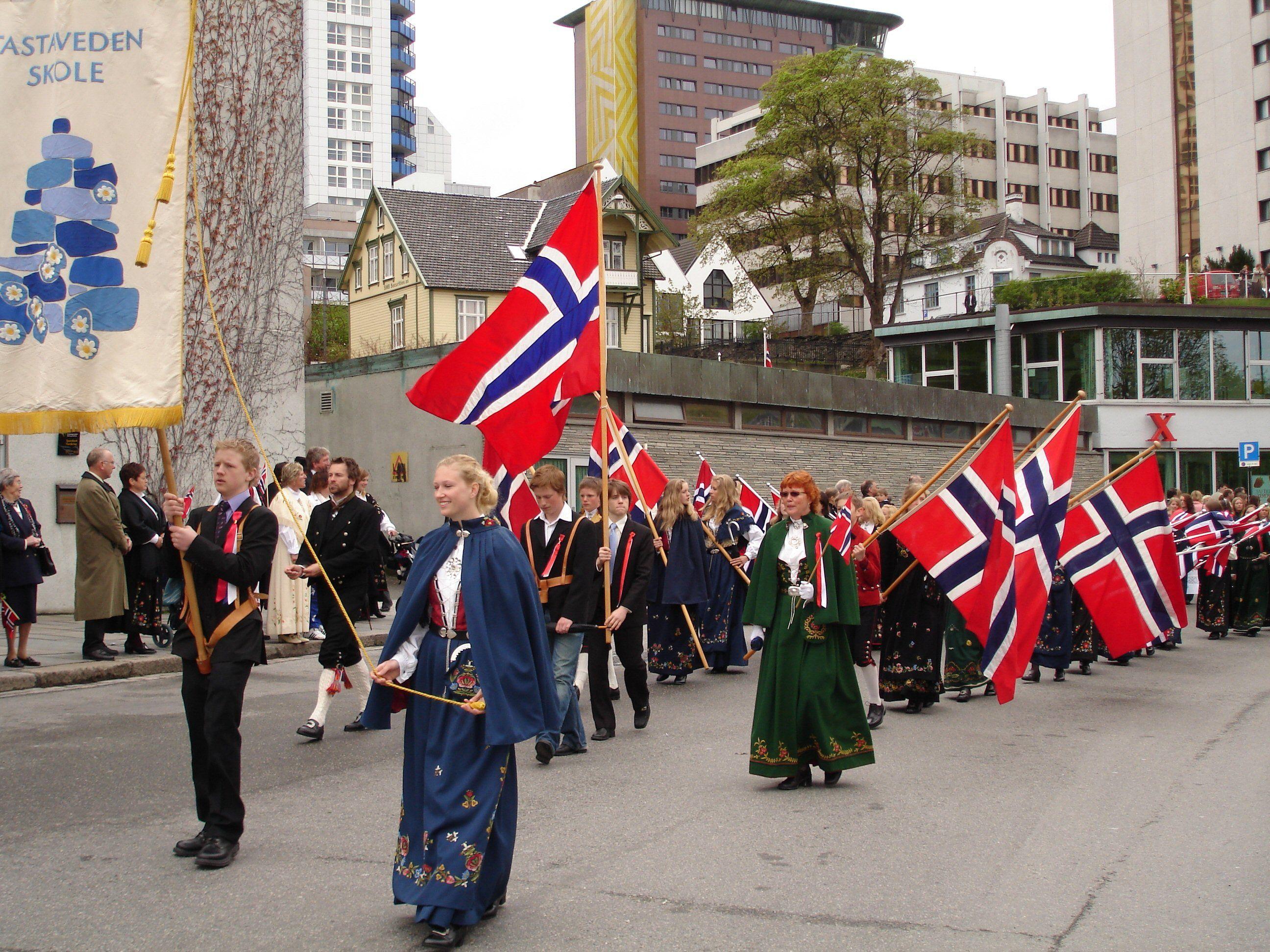 17. mai i Stavanger